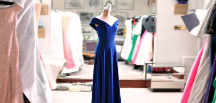 Evening dresses & ball gowns at the One Night Stand Hire Studio