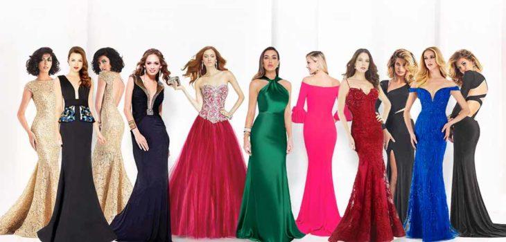One Night Stand Evening Dress Sale: Nov 2019
